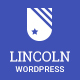 Lincoln - Education Material Design WordPress Theme Nulled