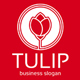 Tulip Flower Logo - GraphicRiver Item for Sale