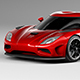 Koenigsegg Agera 2011 - 3DOcean Item for Sale