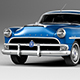Hudson Hornet 1954 - 3DOcean Item for Sale