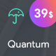 Quantum - Portfolio & Photography Retina Theme - ThemeForest Item for Sale