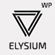 Elysium - Minimal WordPress Portfolio Theme - ThemeForest Item for Sale
