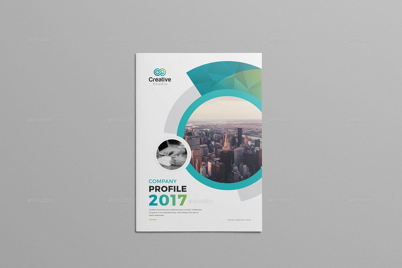 Bundle Company Profile Template Brochures Print Templates Preview Image Set 01 Bifold Brochure Jpg