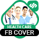 Health Care FB Cover Timeline - GraphicRiver Item for Sale