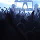 Crowd Listening and Hands up in DJ Concert - VideoHive Item for Sale
