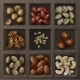 Set of Different Nuts - GraphicRiver Item for Sale