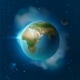 Blue Planet Earth - GraphicRiver Item for Sale