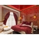 3d Render Bedroom Islamic Style Interior Design