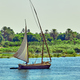 Traditional Boat on the Nile River in  Egypt - PhotoDune Item for Sale