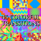 Colorful Transitions - VideoHive Item for Sale