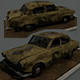 Old Car ( Classic Car )) Full Textures 1080