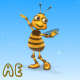 Bee Dance Magic Reveal