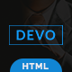 DEVO | HTML5 Multi-Purpose Template Nulled