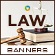 Law Banners