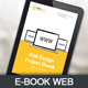 E-Book Web Design
