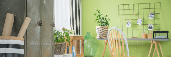 Garden style design - Stock Photo - Images