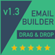Drag & Drop Email Template Builder