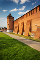 Defensive Wall and Tower of the Kolomna Kremlin - PhotoDune Item for Sale