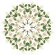 White Blossom Ornament - GraphicRiver Item for Sale