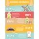Manicure Infographic Set
