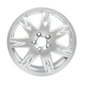 Alloy wheel isolated on white background - PhotoDune Item for Sale