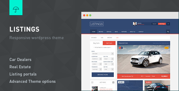 7 Car Dealer WordPress Themes & Templates