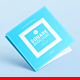 Z-Fold Square Brochure Mock-up - GraphicRiver Item for Sale