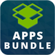 Viavi Top 5 Android Apps Bundle (TV, Radio, Wallpaper, MP3 & Videos)