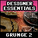 Designer Essentials Ultimate 3D Grunge Styles Vol.2 - GraphicRiver Item for Sale