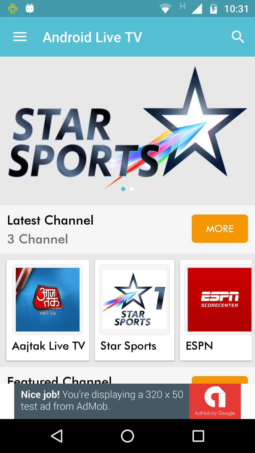 viavi top 5 android apps bundle tv radio wallpaper mp3 videos