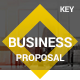 Business Proposal Keynote Template - GraphicRiver Item for Sale
