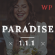 Paradise - Responsive WooCommerce WordPress Theme - ThemeForest Item for Sale