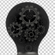 Animated Light Bulb and Gears - VideoHive Item for Sale