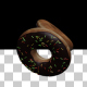 Donuts Falling - VideoHive Item for Sale