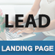 LEAD - Multipurpose Responsive HTML Landing Page - ThemeForest Item for Sale