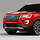 Ford Explorer 2016 - 3DOcean Item for Sale