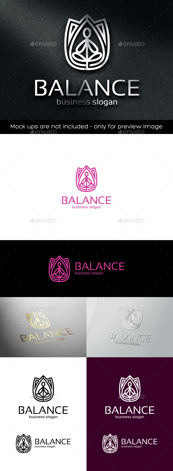 GraphicRiver Balance 20239529