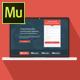 Flatvault - Muse Landing Page Template