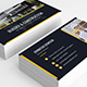Business Card – Builder - GraphicRiver Item for Sale