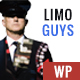 LIMO GUYS – Creative WordPress theme for Car Rental and Limo Service