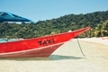 Boat taxi on the beach - PhotoDune Item for Sale