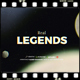 Film Titles Slideshow - Real Legends - VideoHive Item for Sale