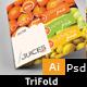 Juice Shop Tri Fold
