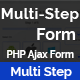 Multi-Step-Form - PHP Multi Step Multipurpose Ajax Form - CodeCanyon Item for Sale