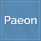 Paeon - Medical WordPress Theme - ThemeForest Item for Sale