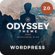 Odyssey - Personal WordPress Blog Theme - ThemeForest Item for Sale