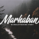 Marhaban Font - GraphicRiver Item for Sale