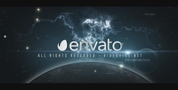 VideoHive Space Trailer 20193890