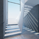 Modern Stairs in Penthouse - GraphicRiver Item for Sale