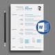 Resume - GraphicRiver Item for Sale